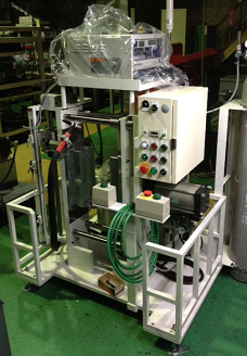 自動溶接機(縦型)